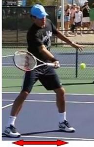 Volee CD Federer Equilibre