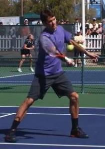 Volee CD Federer Mise a niveau