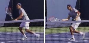 Volee CD Federer Transfert