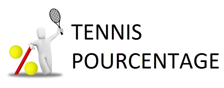 Tennis Pourcentage: Progressez au tennis grâce à vos statistiques
