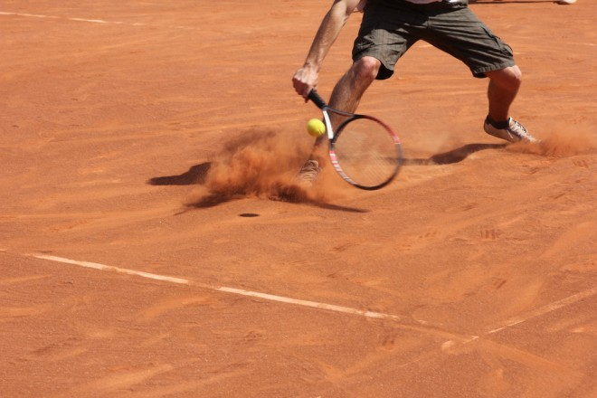 gagner au tennis terre battue