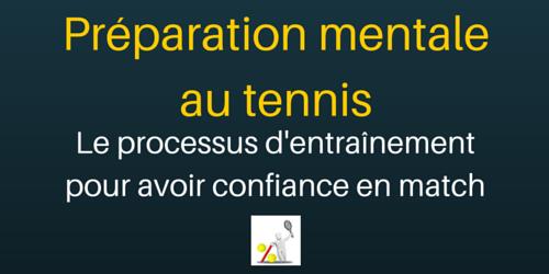 Préparation mentale tennis