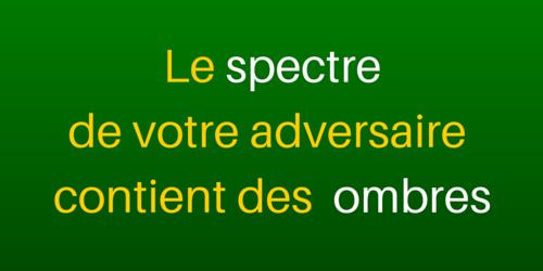 observation spectre