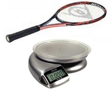 comment choisir sa raquette de tennis masse