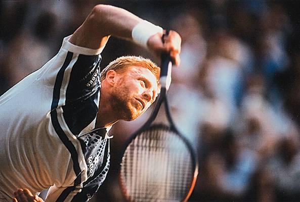 comment servir au tennis