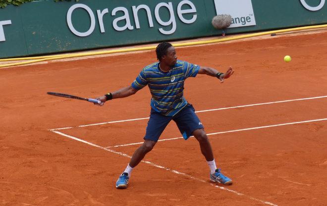 coup droit tennis ralenti