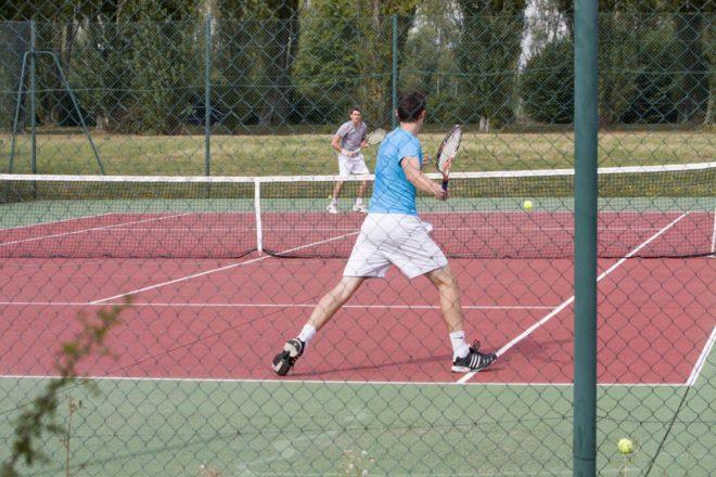 leçon tennis